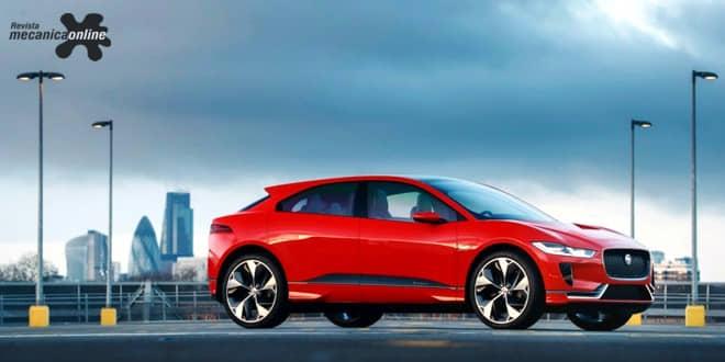 Conceito do Jaguar I-PACE fará sua estreia na Europa no Salão de Genebra
