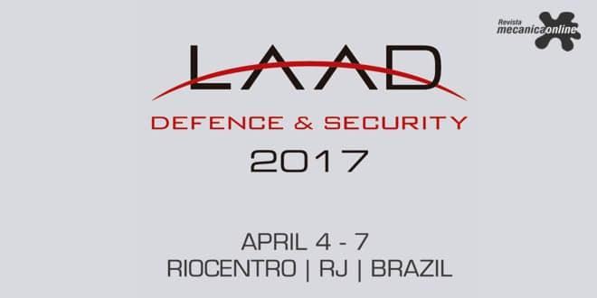 FPT Industrial demonstra motores em feira de defesa e segurança