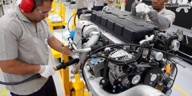 Caminhões e ônibus Volkswagen com motor MAN D08 superam as 100 mil unidades