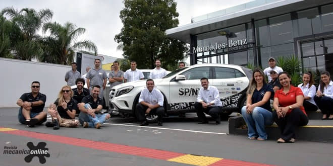 Mercedes-Benz GLA percorre os primeiros 2 mil quilômetros da expedição entre São Paulo e Nova York