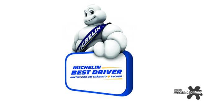 Com apoio do Instituto Renault, programa Michelin Best Driver tem inscrições abertas