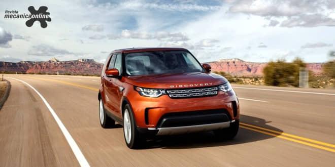 Segurança em números: cinco estrelas para o novo Discovery da Land Rover