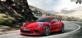 Um 911 para estradas e pistas – o novo Porsche 911 GT3
