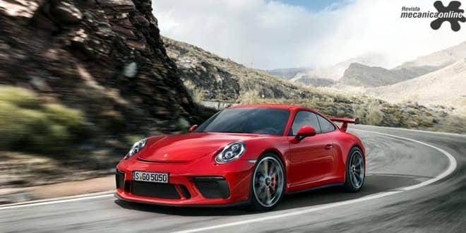 Porsche avança para o futuro com resultados positivos no primeiro semestre