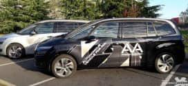 """Primeiros testes do carro autônomo do Grupo PSA para condutores """"não especialistas"""""""