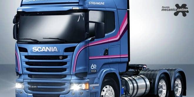 Scania apresentará vídeo exclusivo, neste sábado, de caminhão que homenageia seus 60 anos de Brasil