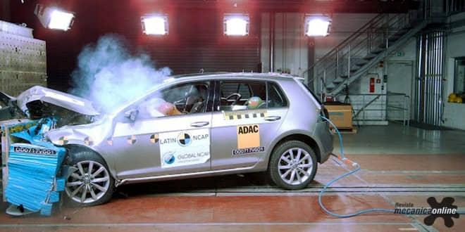 Volkswagen e Seat: primeiros a ganhar cinco estrelas no novo protocolo de avaliação do Latin NCAP