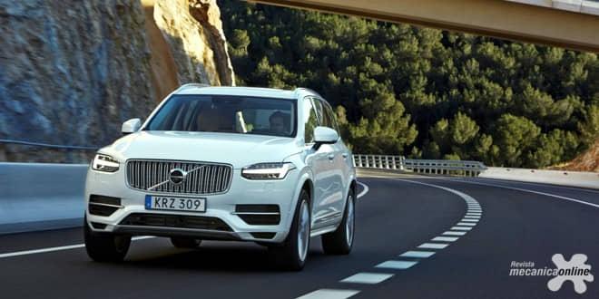 Volvo Cars: XC90 T8 chega ao Brasil e aponta o futuro dos veículos da marca