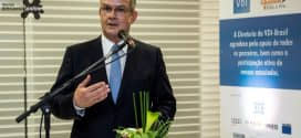 Wilson Bricio, presidente da ZF América do Sul, é reeleito presidente da VDI-Brasil – Associação de Engenheiros Brasil Alemanha