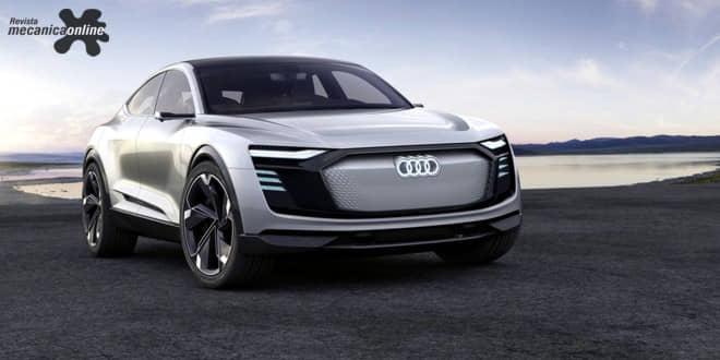 A arquitetura da e-mobilidade: Audi e-tron Sportback concept