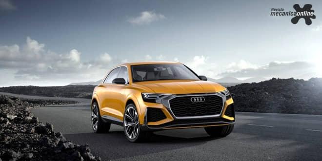 Audi planeja produzir mais dois novos modelos da linha Q