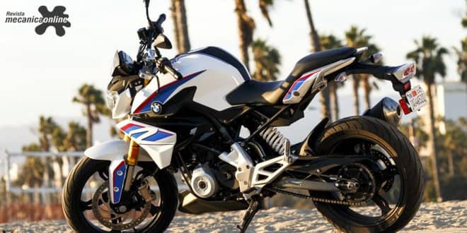 BMW Motorrad lança hotsite interativo para interessados na nova G 310 R