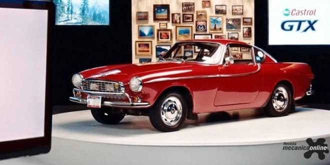 Castrol lança vídeo de carro que rodou cinco milhões de quilômetros
