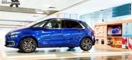 """Citroën monta """"sala de estar"""" no aeroporto de Congonhas para apresentar o novo C4 Picasso"""
