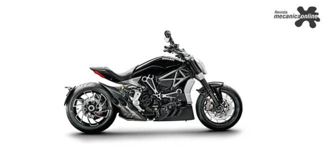 Ricardo Almeida apresenta coleção inspirada na Ducati XDiavel