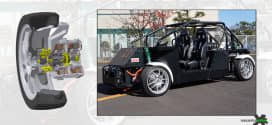 Mecânica em Dias | Primeiro motor de cubo de roda equipado com transmissão