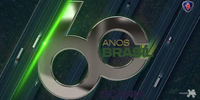 Mecânica em Dias | Scania comemora 60 anos nas estradas brasileiras