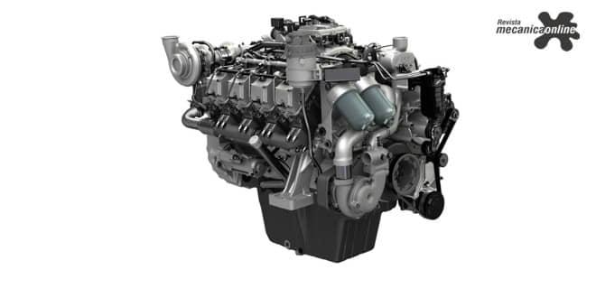 V20: FPT Industrial revela seu novo motor de 20 litros