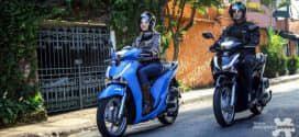 Honda SH 150i: praticidade, estilo e economia em duas rodas