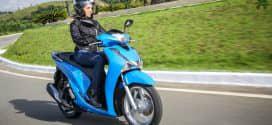 Vídeo | Honda SH 150i