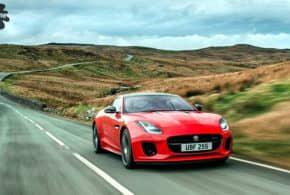 Jaguar apresenta F-Type com novo Motor Ingenium turbo de 2.0 litros e quatro cilindros