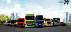 Mercedes-Benz projeta 20% de aumento nas vendas de caminhões em Santa Catarina