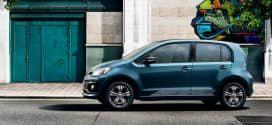 Volkswagen oferece mais itens de série nas versões do Novo up!