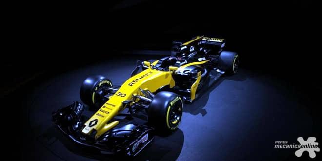 Renault explora futuro da Fórmula 1 com conceito R.S. 2027 Vision