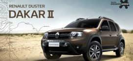 Série limitada Renault Duster Dakar II está de volta ainda mais robusta e aventureira