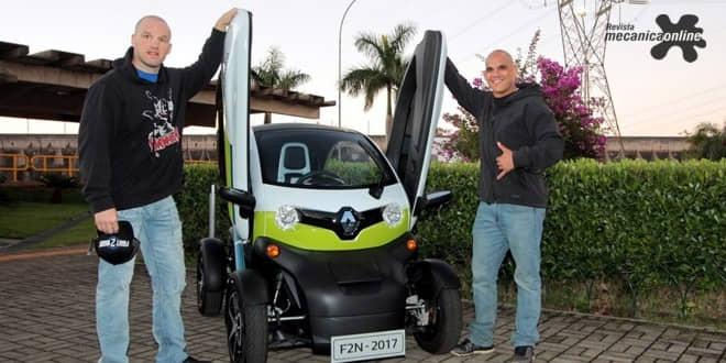 """Robustez e energia dos veículos Renault em destaque no """"Fight 2 Night II"""""""
