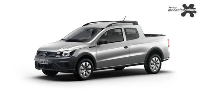 Volkswagen apresenta linha 2018 da Saveiro com inédita versão Robust Cabine Dupla