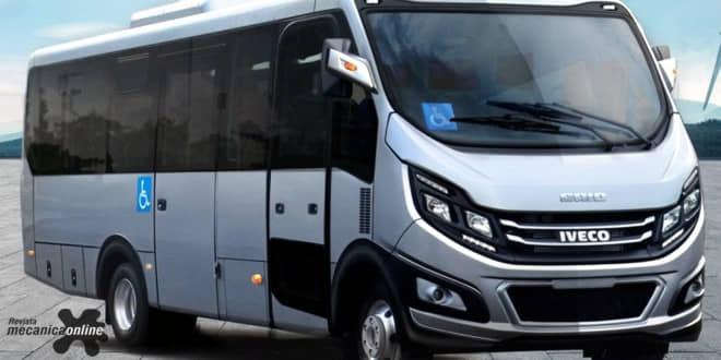Primeiro micro-ônibus inclusivo do Brasil tem assinatura IVECO BUS e Caio Induscar