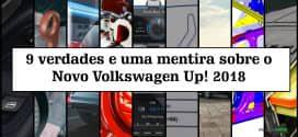 9 verdades e uma mentira sobre o Novo Volkswagen Up! 2018