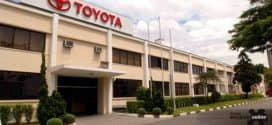 Toyota premia os melhores fornecedores de 2016