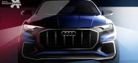 Audi apresenta conceito Q8 sport com sistema totalmente integrado ao Android