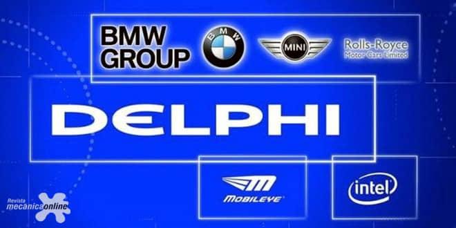 BMW Group anuncia parceria com a Delphi