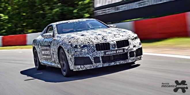 BMW M8 é confirmado para as ruas e versão de competição vai a Le Mans