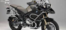BMW R 1200 GS Adventure ganha melhorias técnicas e a nova cor Triple Black