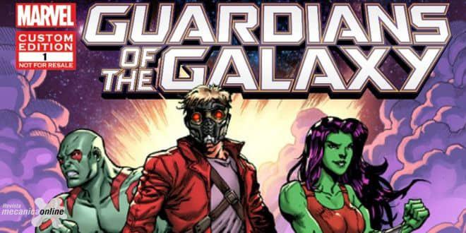"""Depois do cinema, novo EcoSport estreia na internet com a HQ virtual """"Guardiões da Galáxia Vol. 2"""" dos super-heróis da Marvel"""