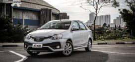 Toyota lança condição especial de financiamento para a linha Etios durante Reatech 2017
