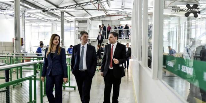 Em parceria com o SENAI, Volkswagen inaugura Centro de Treinamento no Distrito Federal