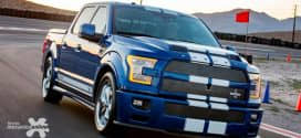 """Ford F-150 ganha versão especial """"Shelby Super Snake"""" com mais de 760 cv"""