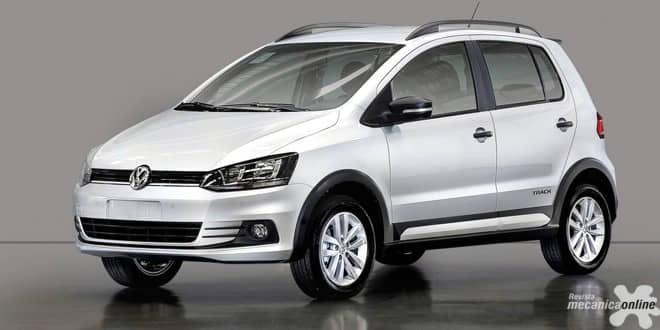 Volkswagen Fox chega à linha 2018 com mais conectividade e equipamentos