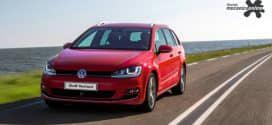 """Volkswagen up! e Golf Variant conquistam pelo segundo ano consecutivo o prêmio """"Compra do Ano 2017"""", da Revista Motor Show"""