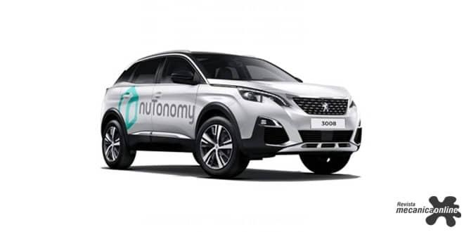 Grupo PSA e a nuTonomy assinam uma parceria estratégica para testar veículos totalmente autônomos