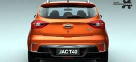 JAC Motors apresenta nova identidade visual com a chegada do SUV T40
