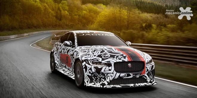 Novo Jaguar XE SV Project 8 é a próxima versão projetada para colecionadores de carros