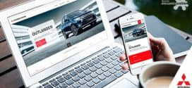 Mitsubishi Motors estreia novo site
