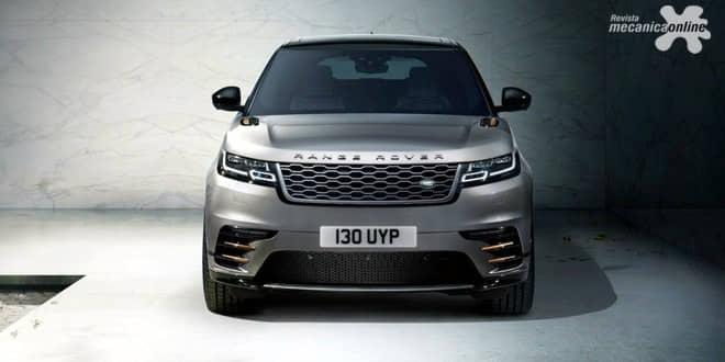 Land Rover confirma preços e versões do Range Rover Velar