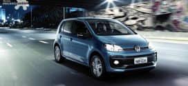 """Novo up! será destaque da Volkswagen no evento """"Qual Comprar"""", no Rio de Janeiro"""